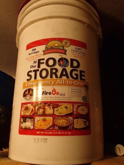 """food storage emergency"""